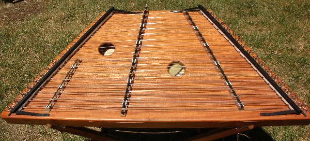 16/17/8 hammered dulcimer photo