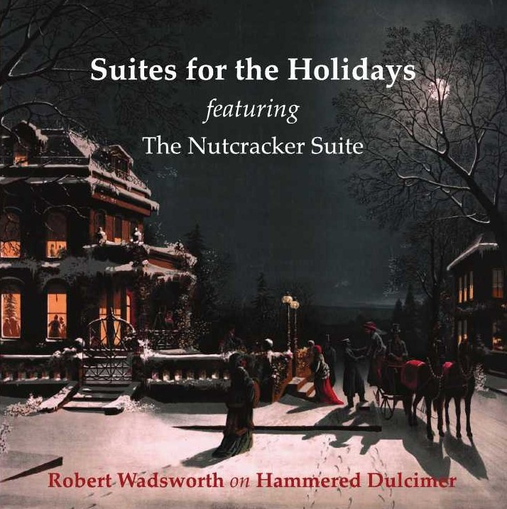 Suites for the Holidays CD cover